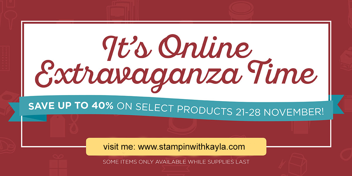 Online Extravaganza ~ Let's Get Excited!