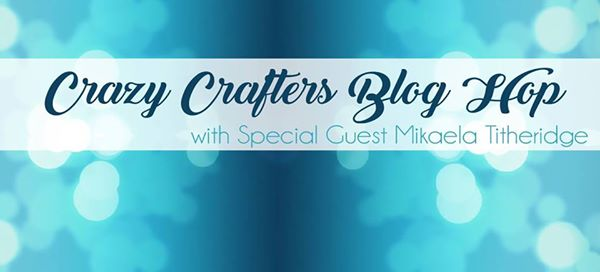 Crazy Crafters Blog Hop Featuring Mikaela Titheridge ~ Pretty Kitty & Bella & Friends