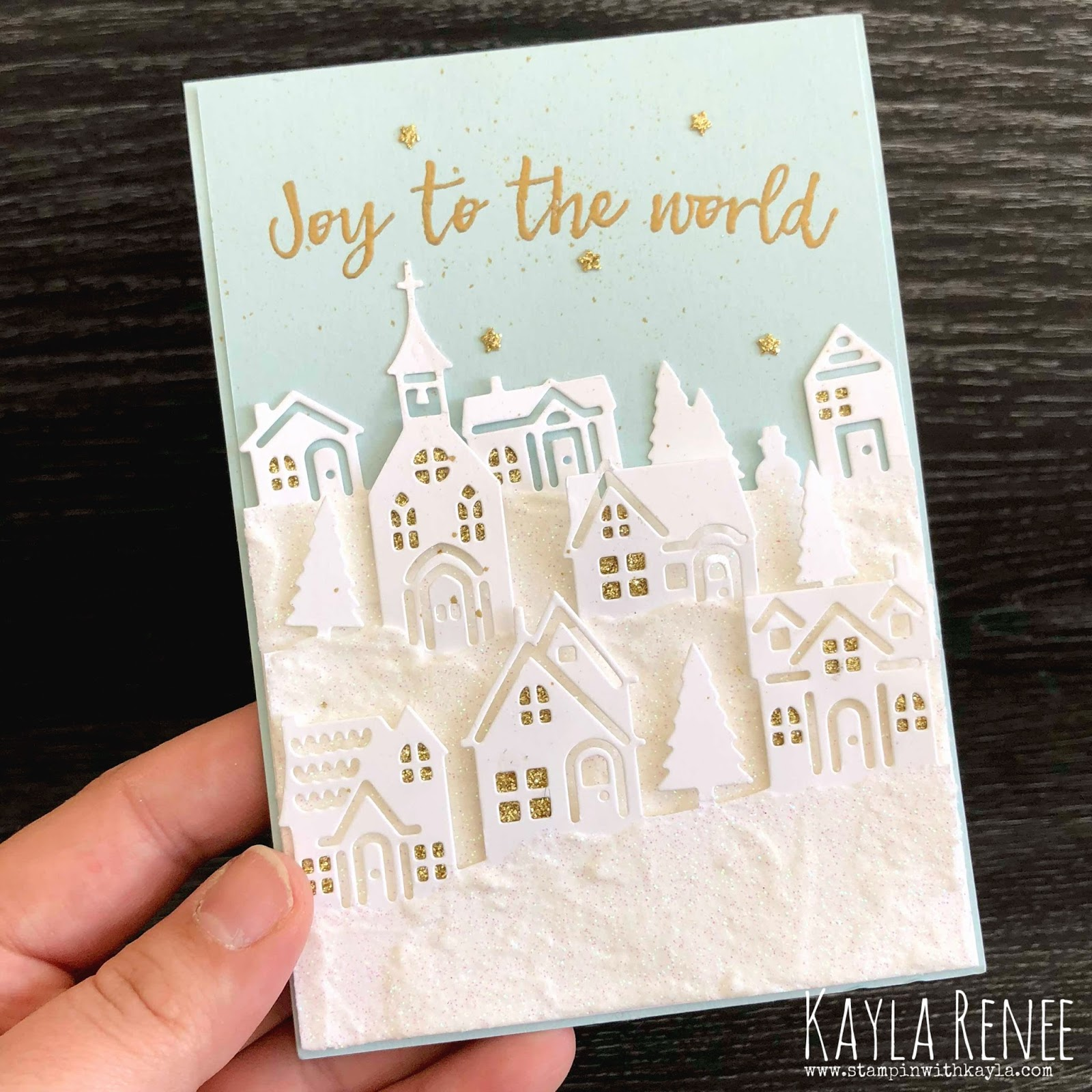 Joy to The World ~ Hearts Come Home