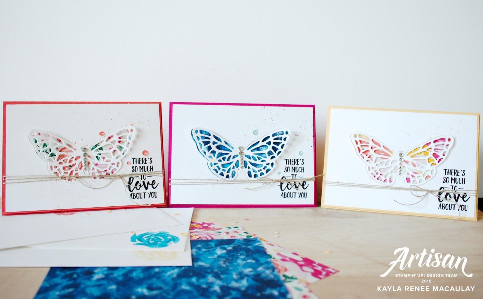 For The Love of Creating Blog Hop ~ Onstage Gifts!