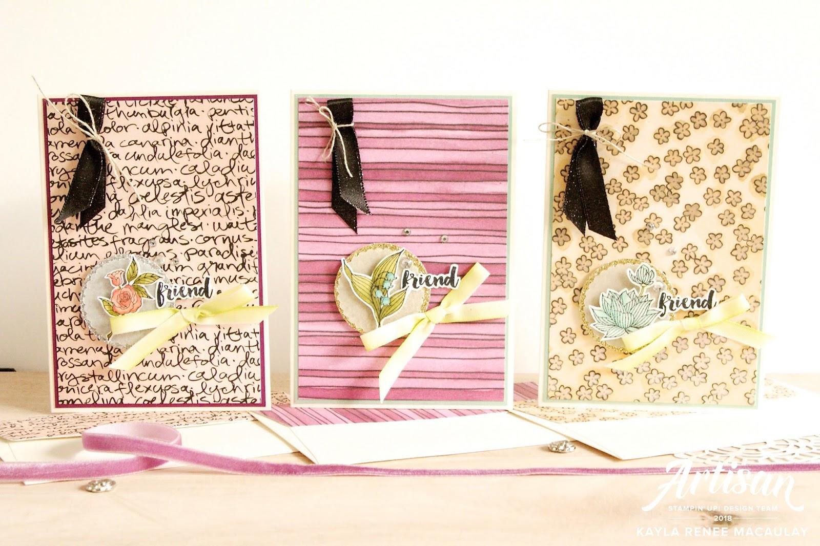 Stampin' Dreams Blog Hop ~ Annual Catalogue Sneak Peek