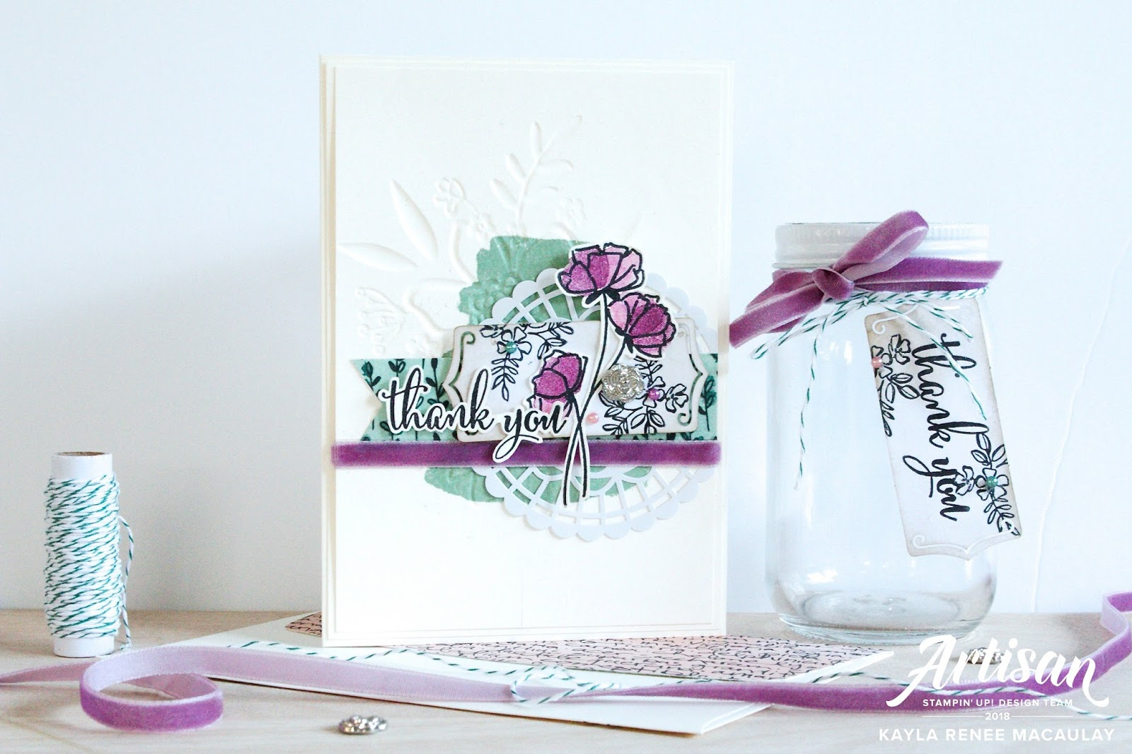 Share What You Love – Stampin' Up! Artisan Blog Hop Two