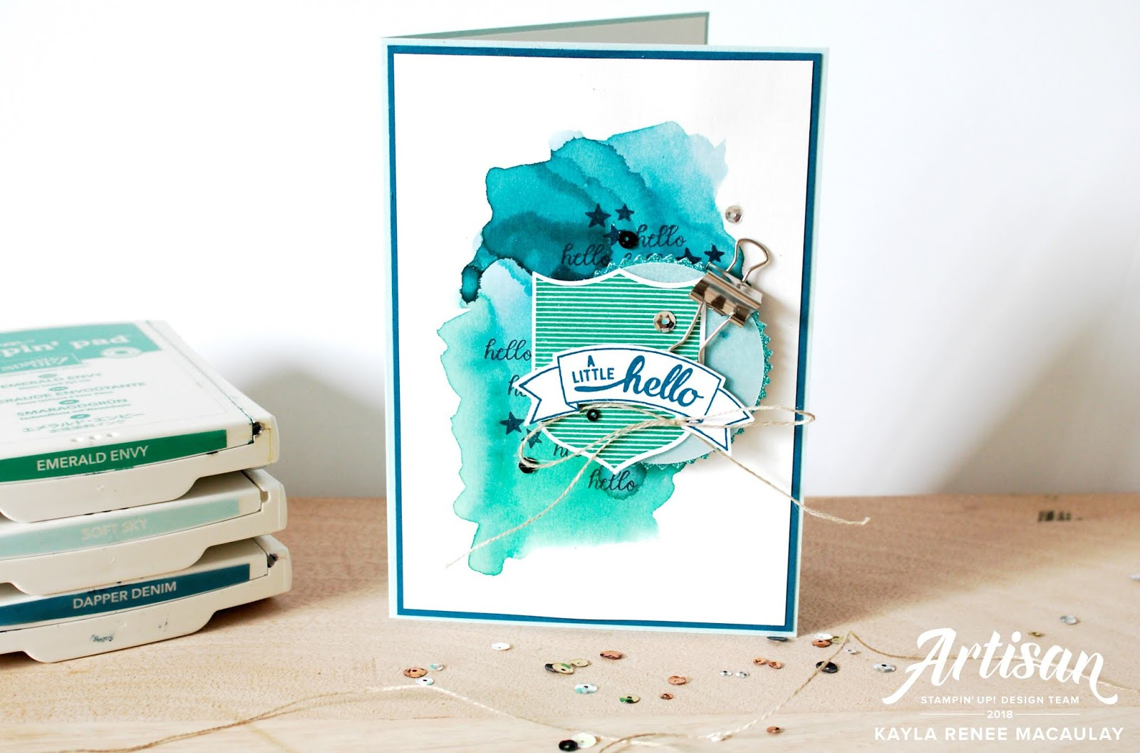 Enjoy The Little Things in Life ~ May Video Blog Hop