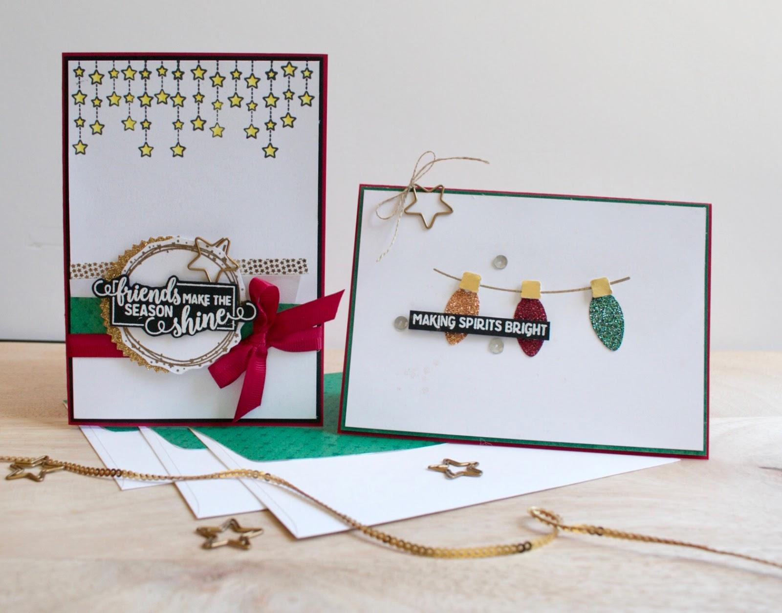 Making Christmas Bright ~ November Artisan Blog Hop