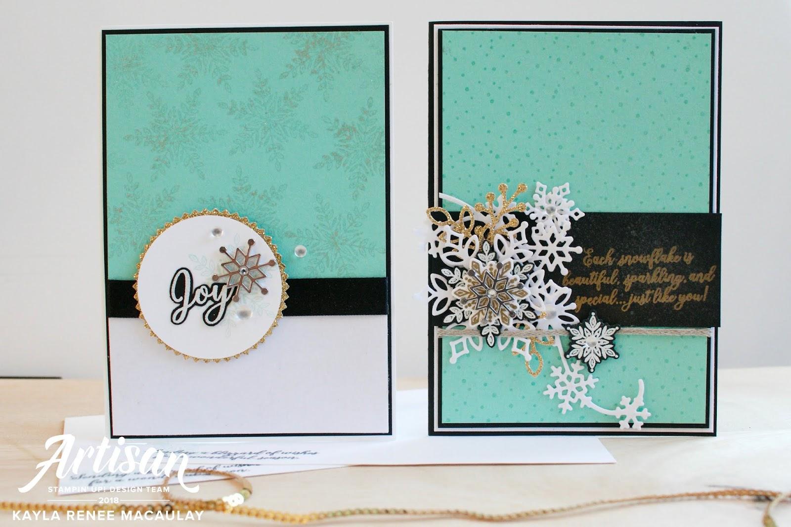 Snowflake Showcase ~ Artisan Design Team Blog