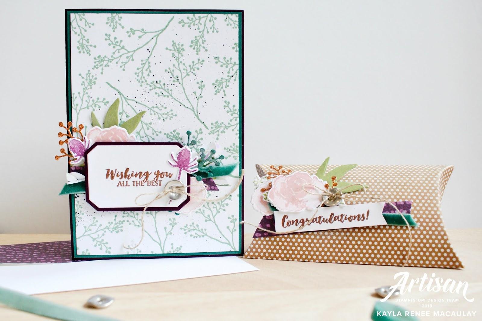 Frosted Floral – December Artisan Design Team Blog Hop