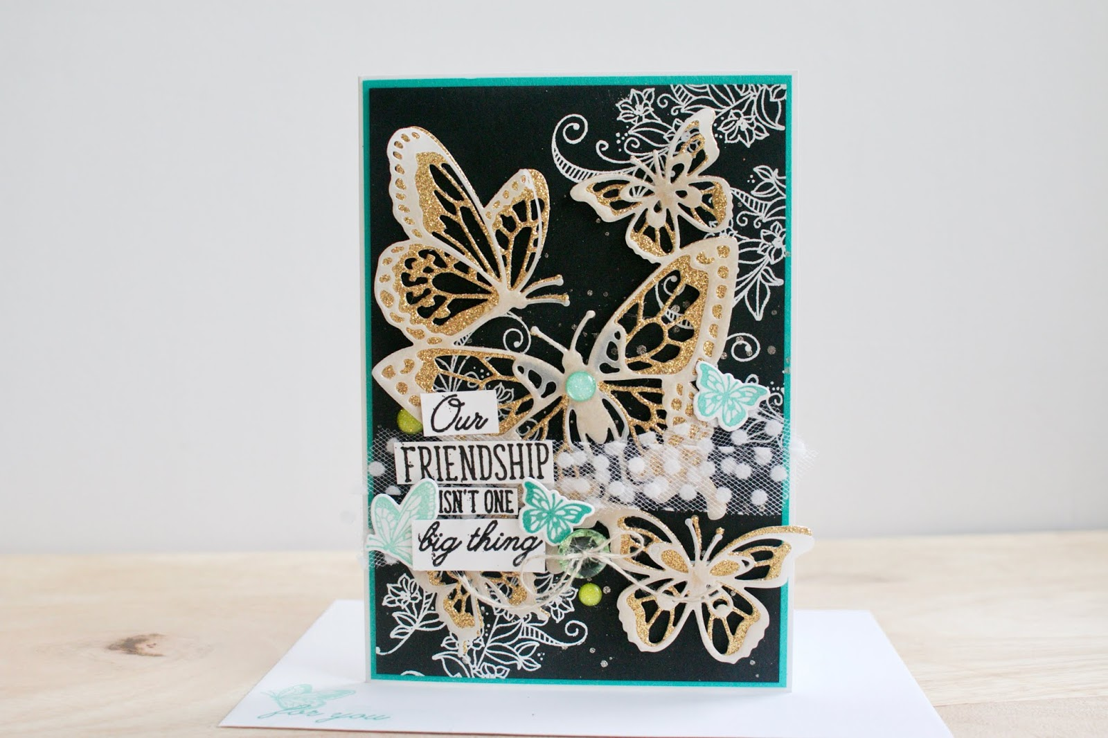 One in a Million Friendship Card