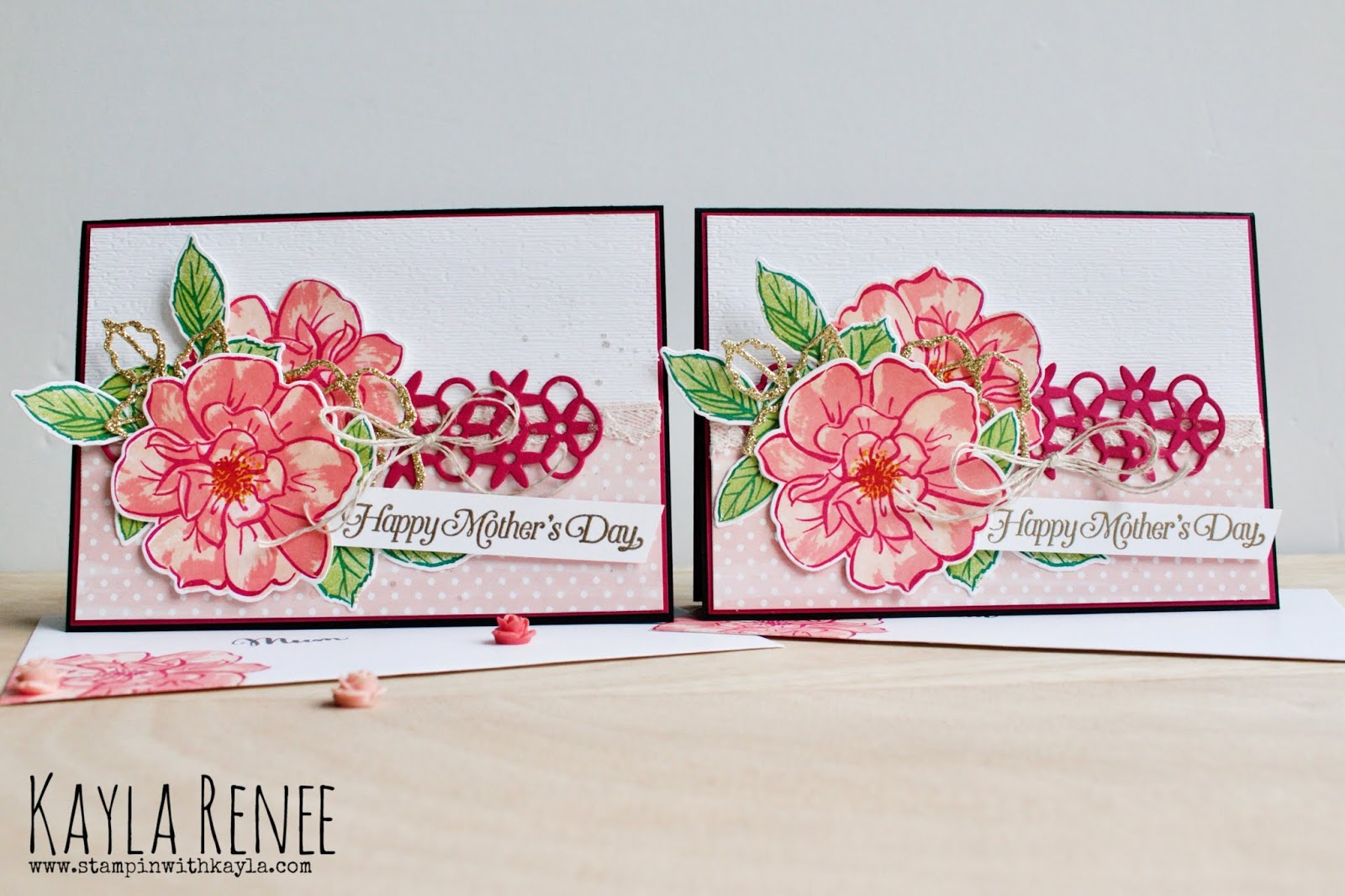 Wild Rose ~ Mother's Day Cards