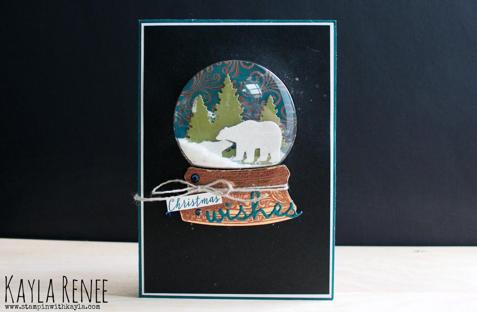 Still Scenes ~ Christmas Card