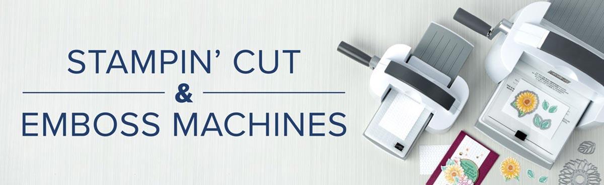 Stampin' Cut Embossing Machines