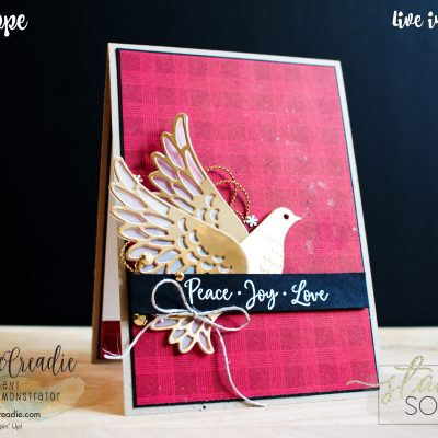 Stampin' Up! Dove of Hope Bundle ~ Stamping Society September