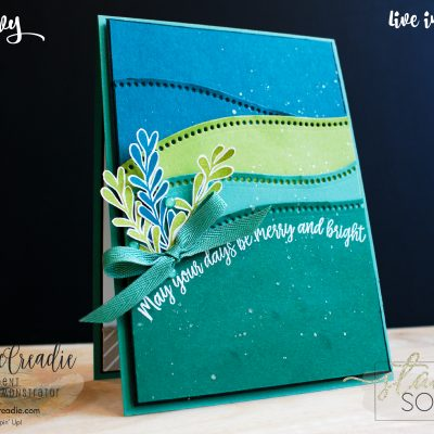 Stamping Society Quite Curvy Bundle ~ Stamping Society December