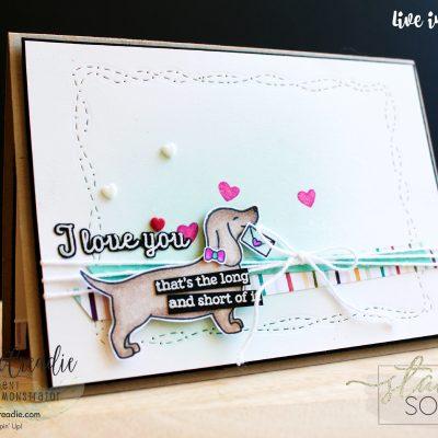 Stamping Society Valentines ~ Stamping Society January