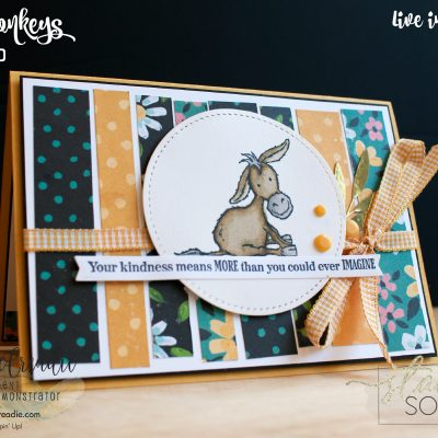Stamping Society Sale-a-Bration ~ February Blog Hop