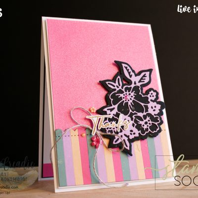 Stamping Society ~ June ~ In Colours ~ Blog Hop