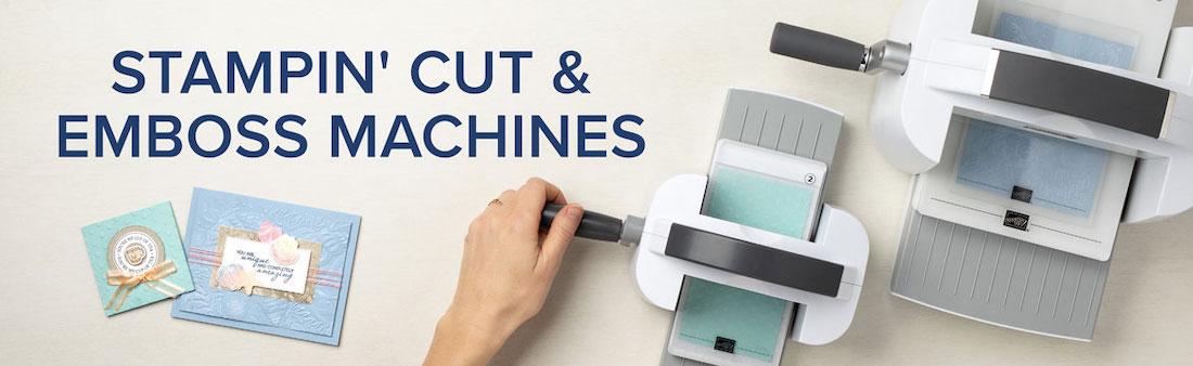 Stampin' Up! Stampin' Cut & Emboss Machine