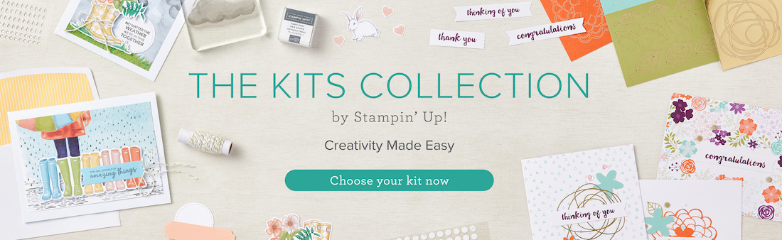 Stampin' Up! Creativity Kits Collection